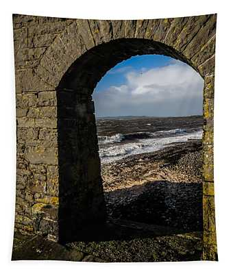 Cappagh Pier And Ireland's Shannon Estuary Tapestry
