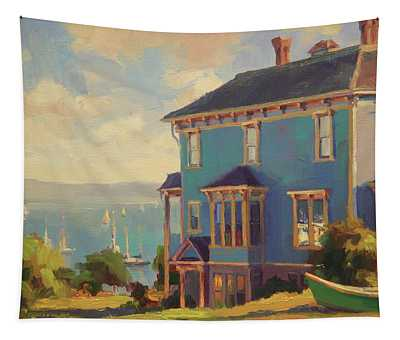 Captain's House Tapestry