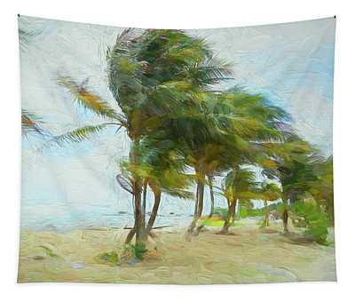 Caribbean Getaway Tapestry