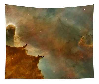 Carina Nebula Details -  Great Clouds Tapestry