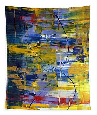 Carnival II Tapestry