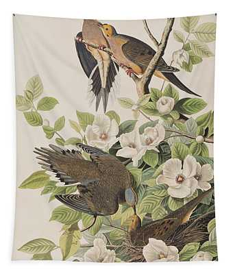 Carolina Turtle Dove Tapestry