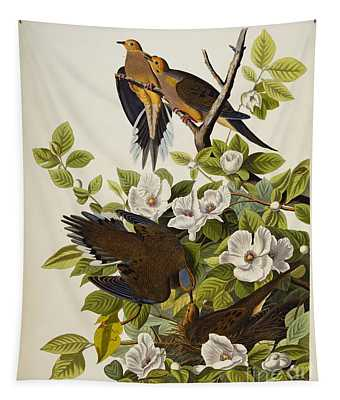 Carolina Turtledove Tapestry