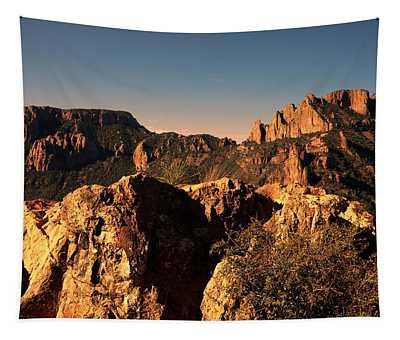 Casa Grande Peak 3 Tapestry