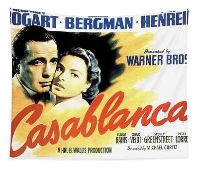 Casablanca Tapestry