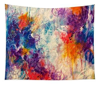 Cascade Into The Oceans Tapestry