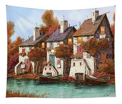Case Al Crepuscolo Tapestry
