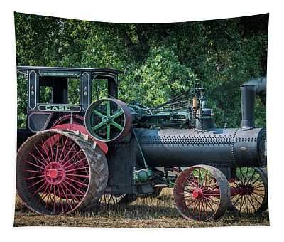 Case Waiting To Work Tapestry
