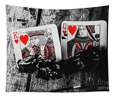 Casino Hot Streak  Tapestry