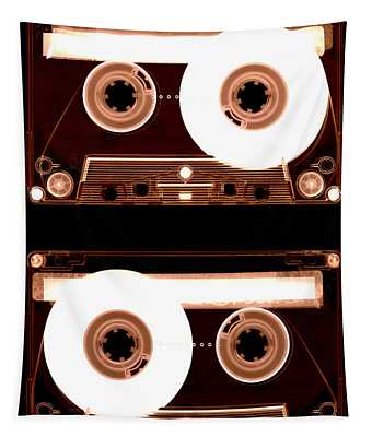 Cassette Tapes Tapestry