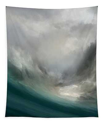 Catching Waves Tapestry