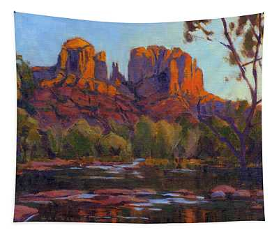 Cathedral Rock, Sedona Tapestry