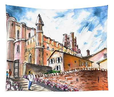 Cathedral Sainte Cecile In Albi 02 Tapestry