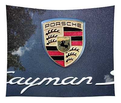 Cayman S Tapestry