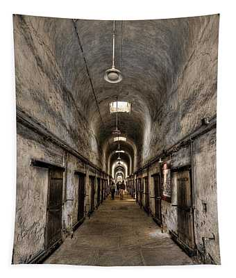 Cell Block  Tapestry
