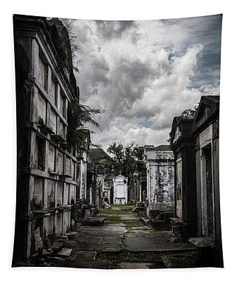 Cemetery Row Tapestry
