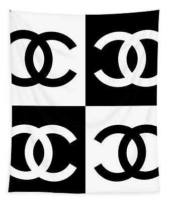 Chanel Design-5 Tapestry
