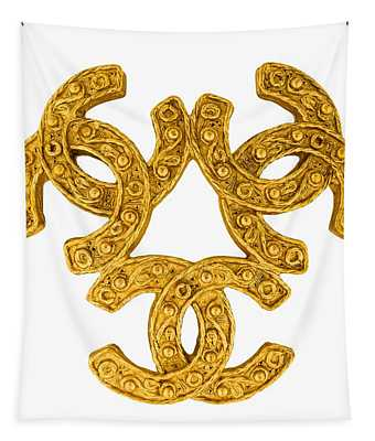 Chanel Jewelry-15 Tapestry