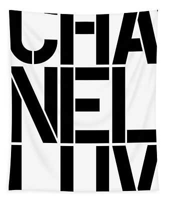 Chanel Luv-1 Tapestry