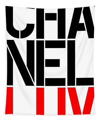 Chanel Luv-5 Tapestry