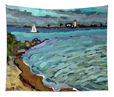 Chantry Sails Tapestry