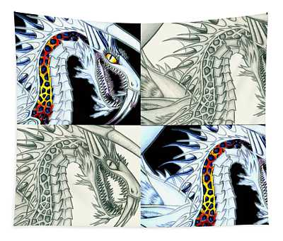 Chaos Dragon Fact W Fiction Tapestry