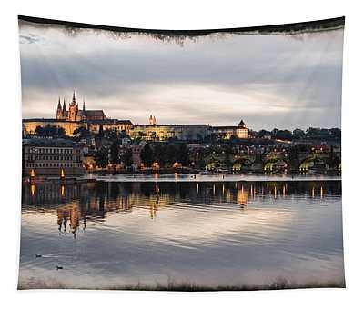 Charles Bridge Prague Tapestry