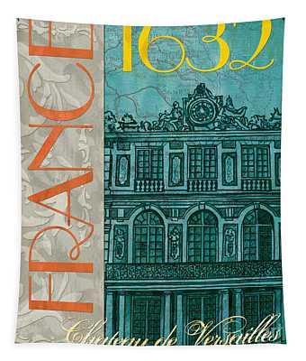 Chateau De Versailles Tapestry