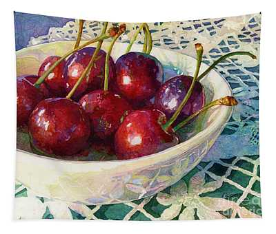 Cherries Jubilee Tapestry