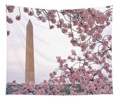 Cherry Washington Tapestry