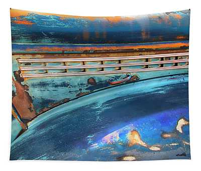 Chevrolet Half Ton Abstract Tapestry