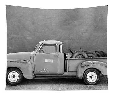 Chevy Classic Tapestry