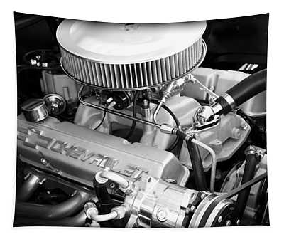 Chevy Power Tapestry