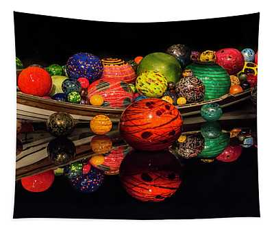 Chihuly Reflection Tapestry
