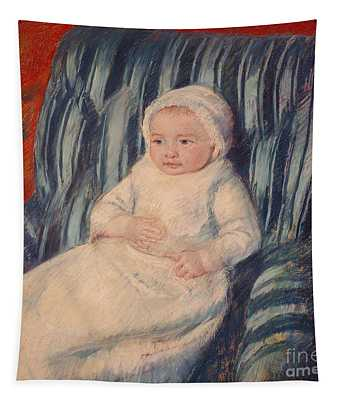 Child On A Sofa Tapestry