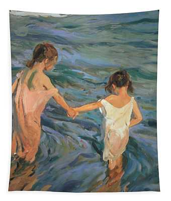 Children In The Sea Tapestry