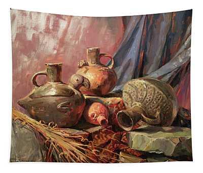 Chimu Tapestry