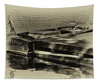 Vintage Chris Craft - 1958 Tapestry