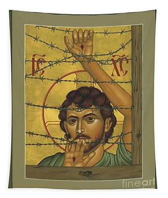 Christ Of Maryknoll - Rlcom Tapestry