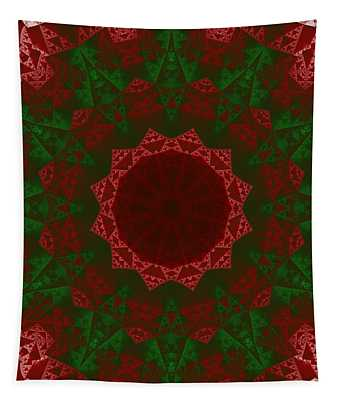 Christmas Quilt Tapestry