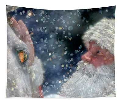 Christmas Touch Tapestry
