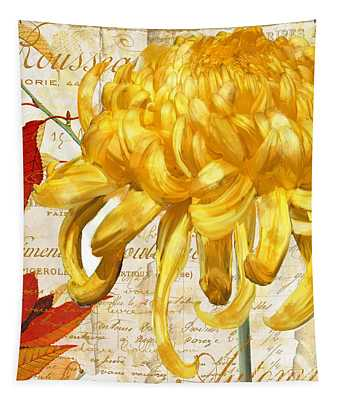 Chrysanthemes Tapestry