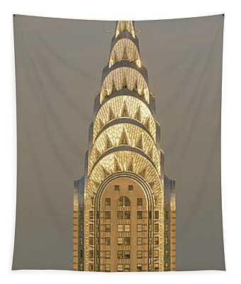 Chrysler Building New York Ny Tapestry