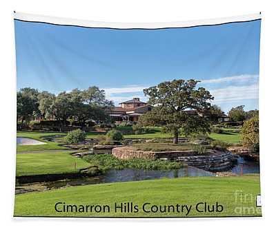 Cimarron Hills Tapestry