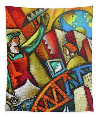 City Development Tapestry