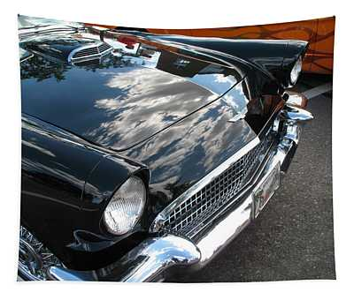 Classic Car 1958 Ford Thunderbird Tapestry