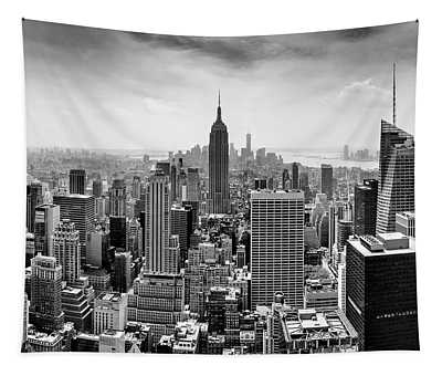Classic New York  Tapestry