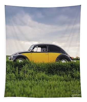 Classic Vw Bug Tapestry