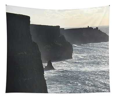Cliffs Of Moher 1 Tapestry