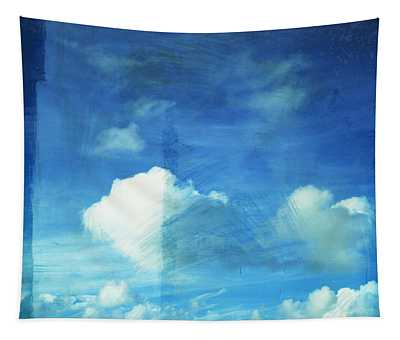 Cloud Painting Tapestry